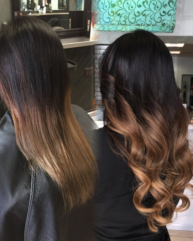 Before And After Babe Hair Extensions By Chris Yelp