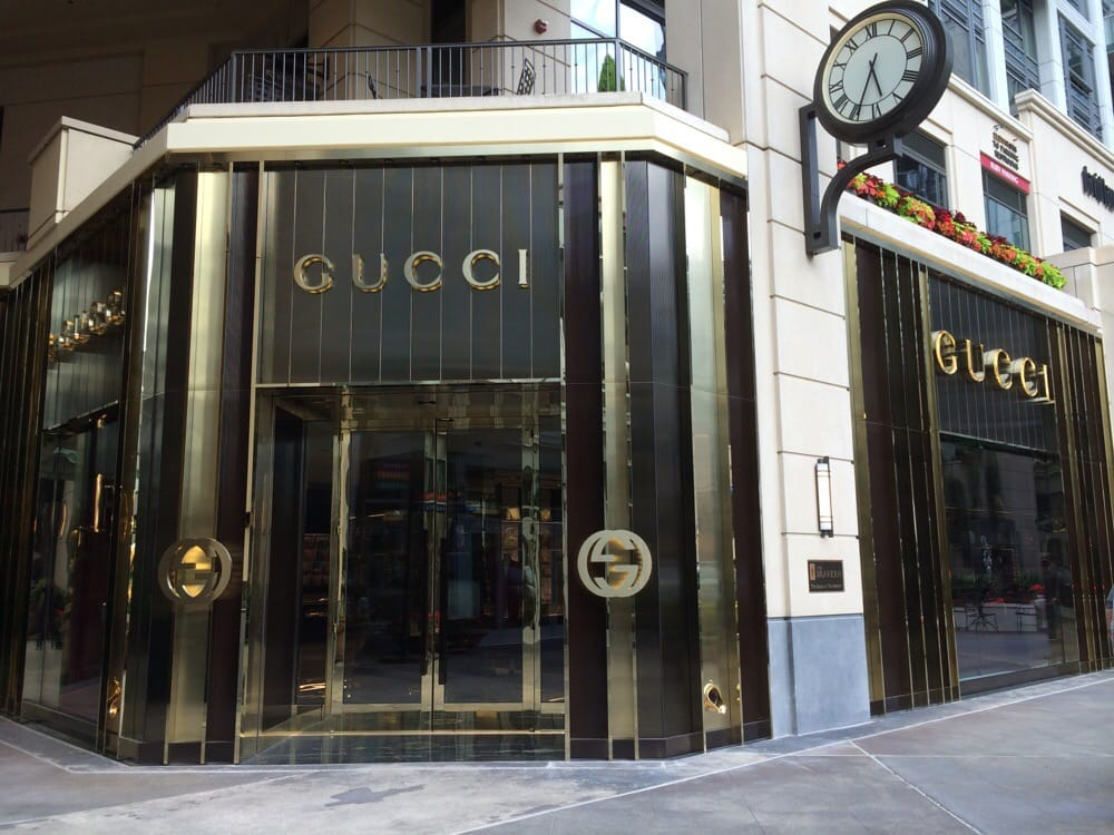 Gucci at The Shops at The Bravern