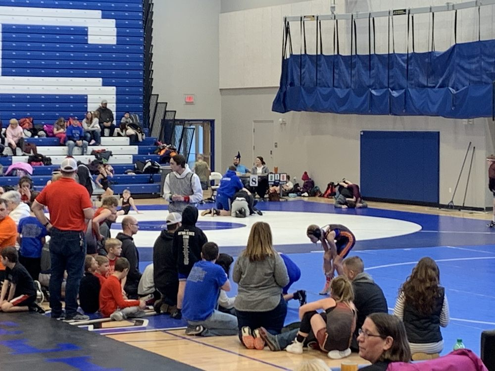 Sartell Youth Wrestling: 3101 Pine Cone Rd N, Sartell, MN
