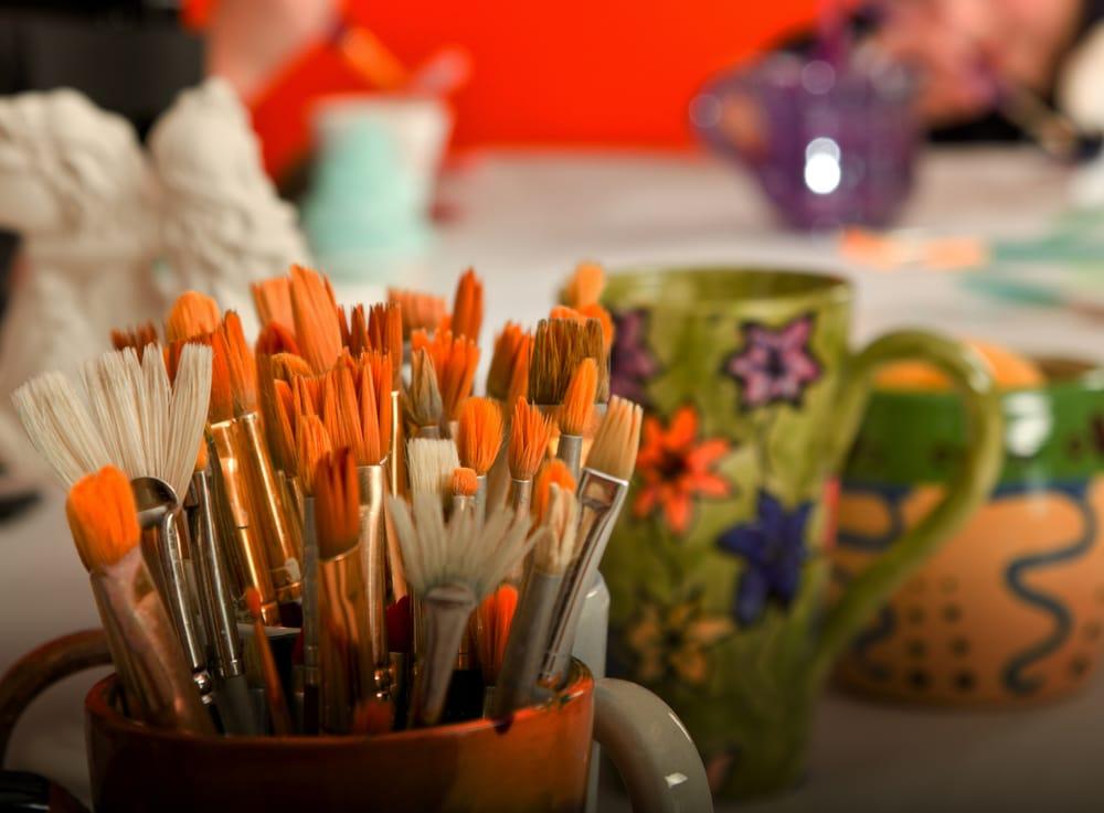 Bradley Brushstrokes Paint & Sip Studios: 706 Main St, Bradley Beach, NJ