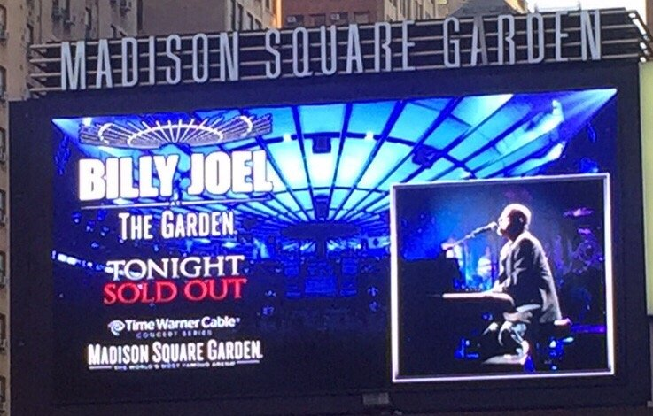 Photos for Billy Joel At Madison Square Garden Yelp