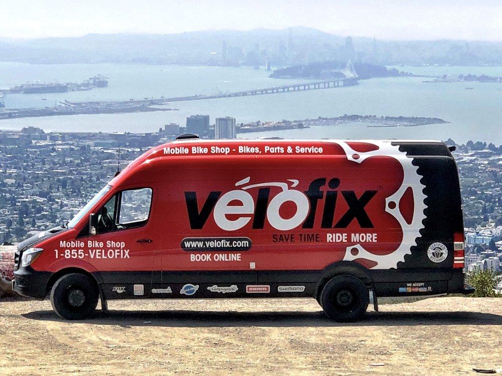 Velofix East Bay: San Ramon, CA