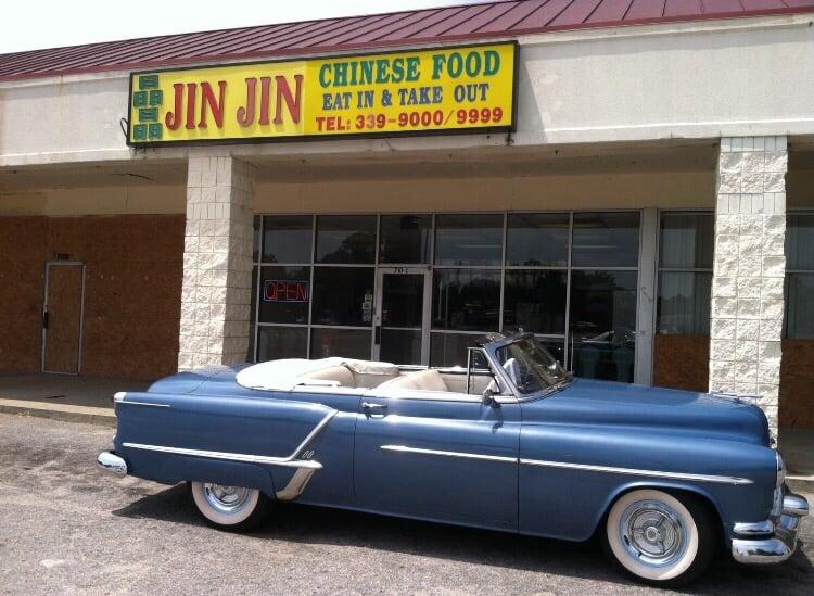 Jin Jin Chinese Restaurant Hartsville Sc