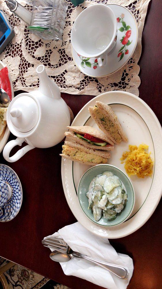 Greenbridge Teahouse and Cafe