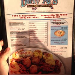Dirty al s seafood cajun market 57 photos 46 reviews for Brownsville fish fry