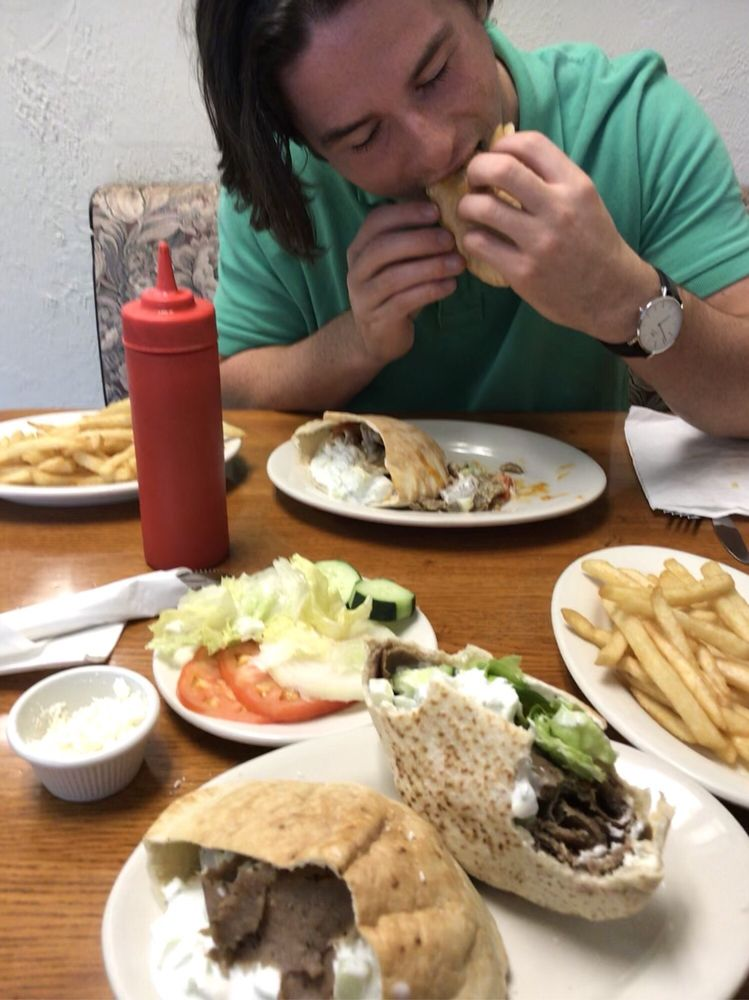 Sam's Gyros: 5404 N College Ave, Indianapolis, IN