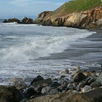 Photo De Rockaway Beach Pacifica Ca États Unis