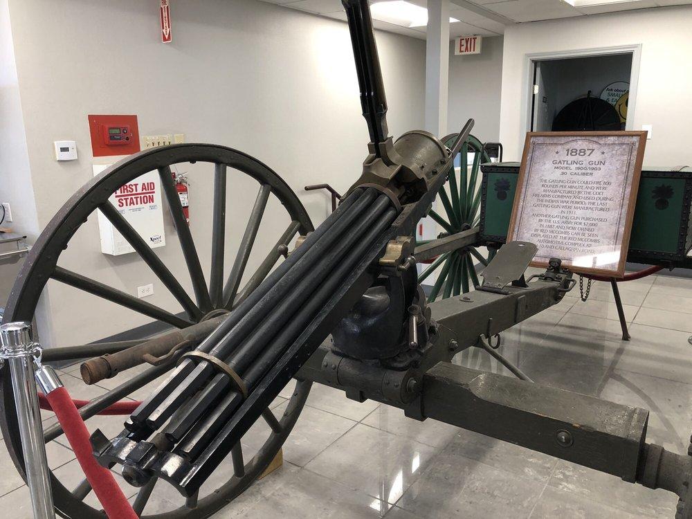 Red Mccombs Superior Hyundai >> 1887 Gatling Gun Yelp
