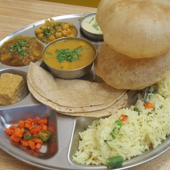 Photo of Krishna Restaurant   Fremont  CA  United States  ThaliKrishna Restaurant   55 Photos   134 Reviews   Indian   40645  . Healthy Places To Eat In Fremont Ca. Home Design Ideas