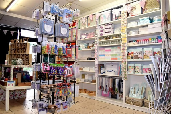 Sophie s craft shop arts crafts 46 attleborough road for Phone number for michaels craft store
