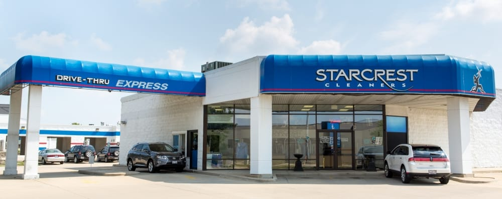 Starcrest Cleaners: 1712 E College Ave, Normal, IL