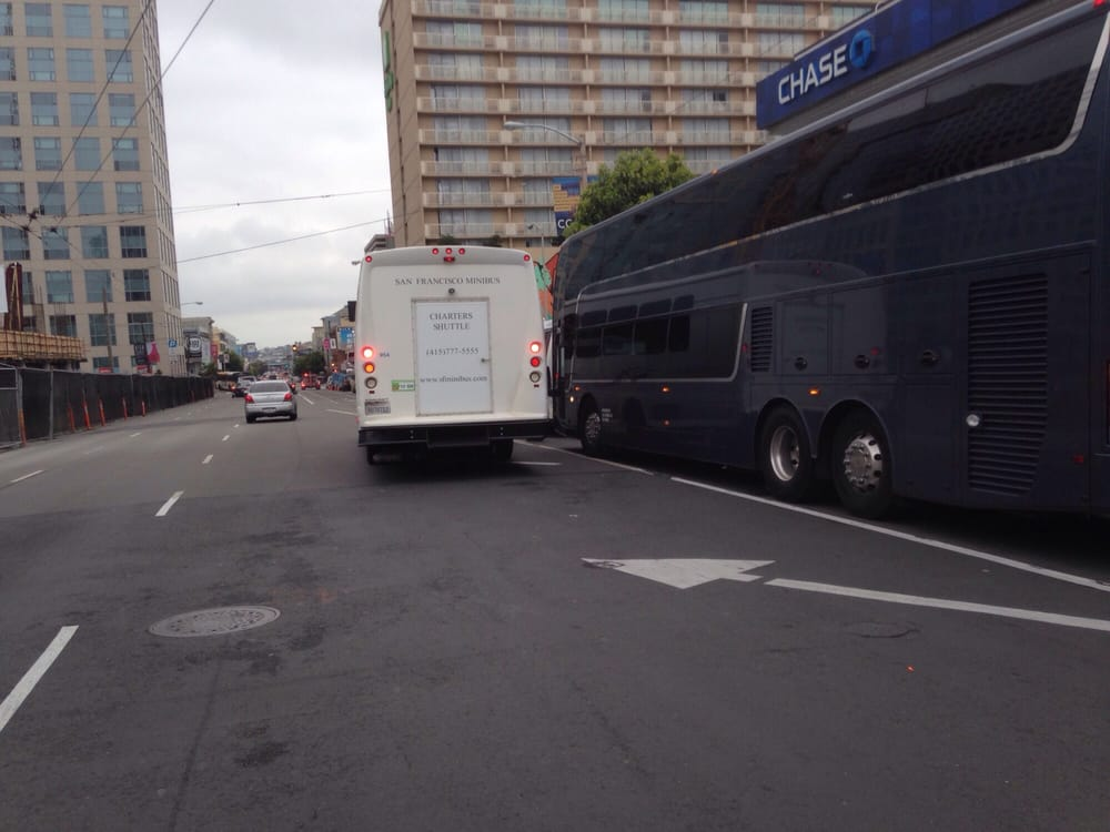 San Francisco Minibus