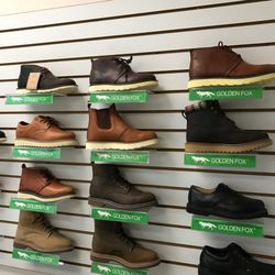 Golden Fox Work Boots & Shoes - 14 Photos - Shoe Stores - 301 S ...