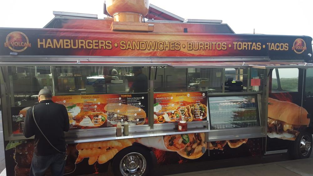 El Volcan Food Truck Monterey