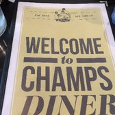 Champs Restaurant Addison Tx