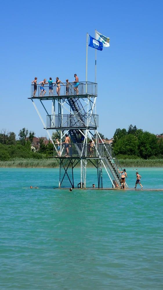 Plage du grand lac pla e rue du sauveur clairvaux les - Office du tourisme clairvaux les lacs ...