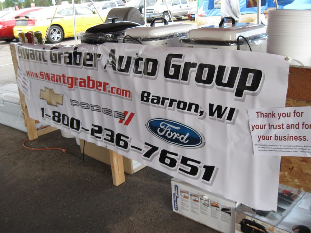 Swant graber auto group 23 photos car dealers 1697 e for Swant graber motors barron wi
