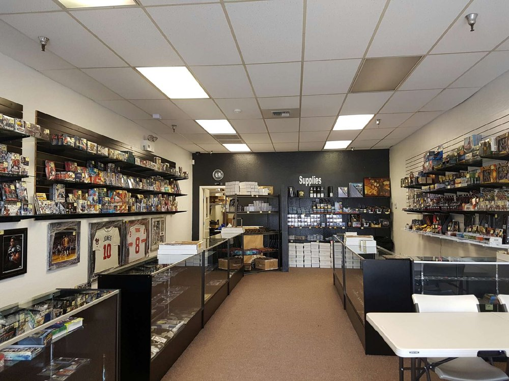 Teammates Sports Cards and Collectibles: 2900 Standiford Ave, Modesto, CA