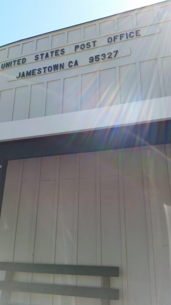 US Post Office: 18303 Main St, Jamestown, CA