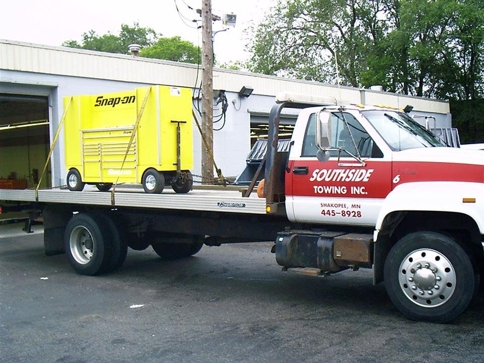 Towing business in Savage, MN