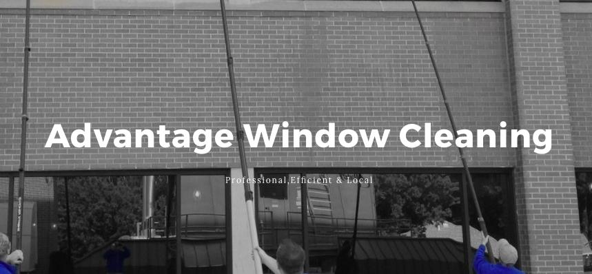 Advantage Window Cleaning: 1102 Glenshire Ave, Salina, KS