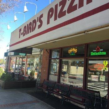 T Birds Pizza Of Los Gatos 38 Photos 185 Reviews Pizza 444 N Sant