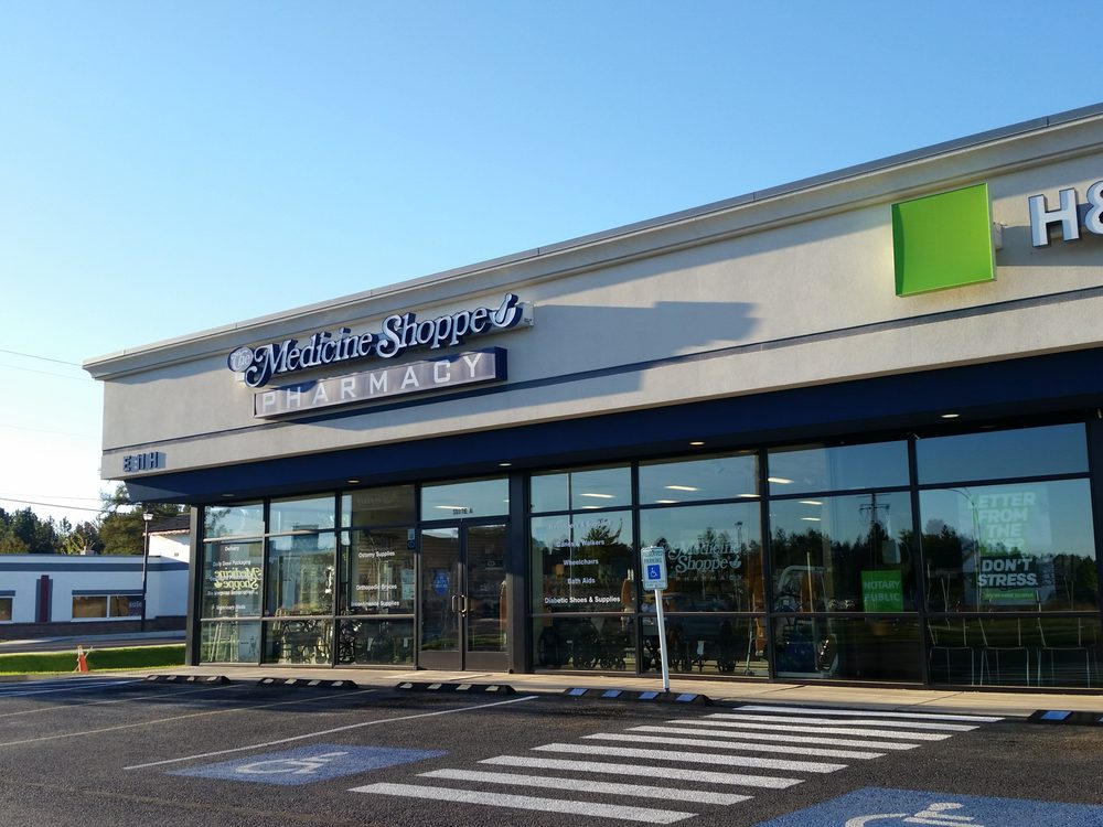Medicine Shoppe Pharmacy: 11 E H St, Deer Park, WA