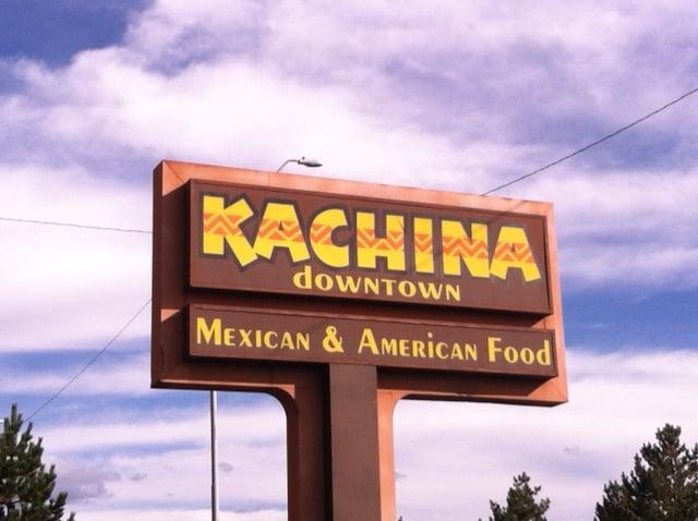 Kachina Mexican Restaurant Flagstaff Az