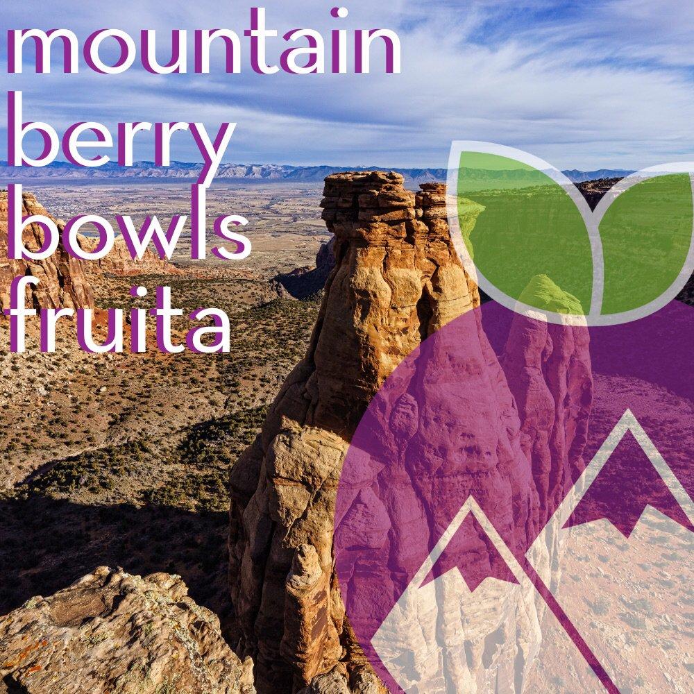 Mountain Berry Bowls - Fruita: 123 N Peach St, Fruita, CO
