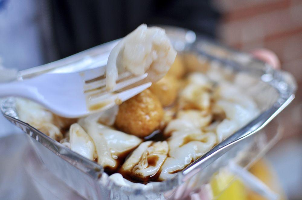 Food from Yi Ji Shi Mo Noodle Corp