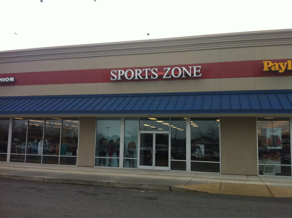 Sports Zone Victory Crossing: 4010 B Victory Blvd, Portsmouth, VA