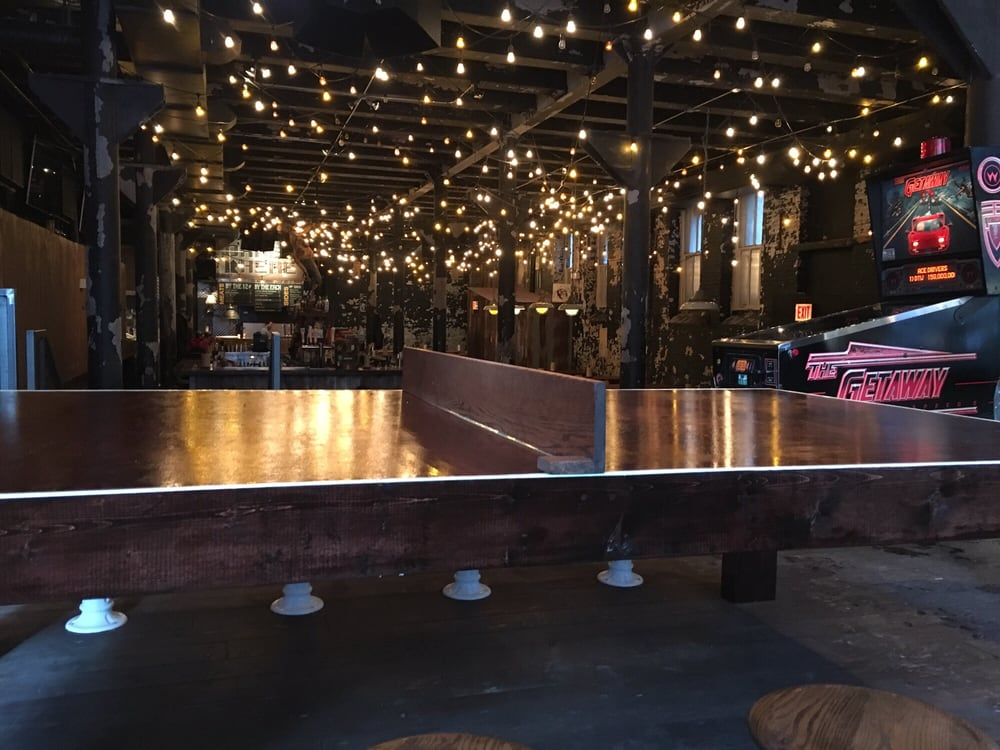Photo Of Sawada Coffee Chicago Il United States Fake Ping Pong Table