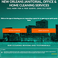Nola Maid Cleaning