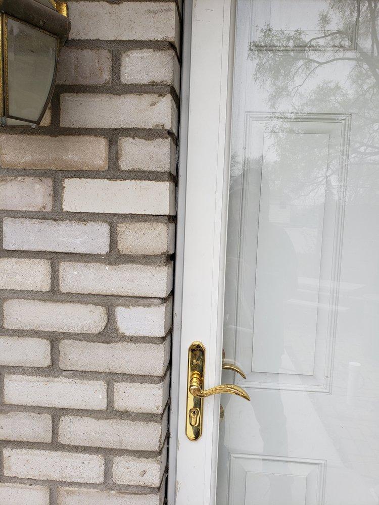 Brick by brick masonry restoration: Cheektowaga, NY