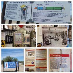 Titan Missile Museum - 1580 W Duval Mine Rd, Sahuarita, AZ