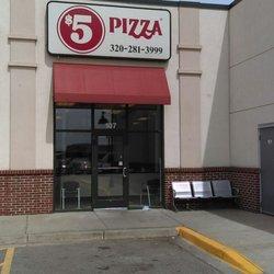 P O Of 5 Pizza Saint Cloud Mn United States