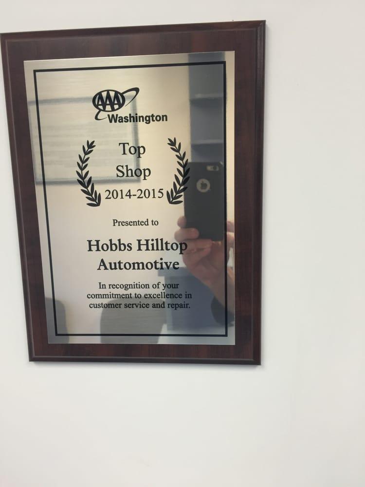 Hobbs Hilltop Automotive