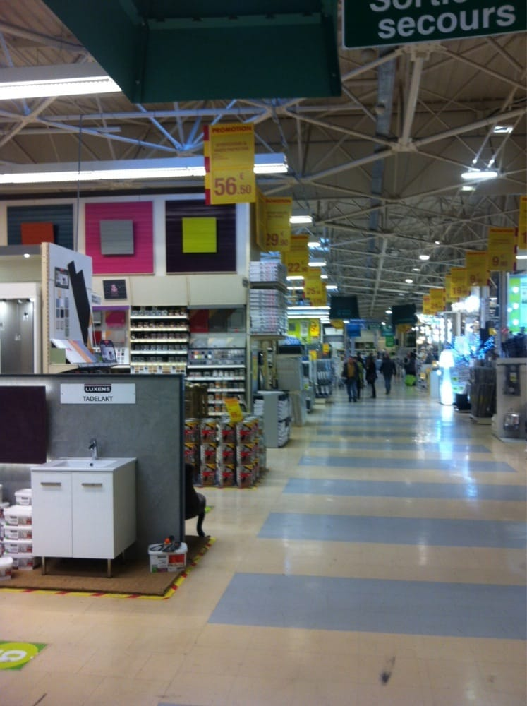Leroy merlin hardware stores bordeaux france - Magasin leroy merlin en france ...