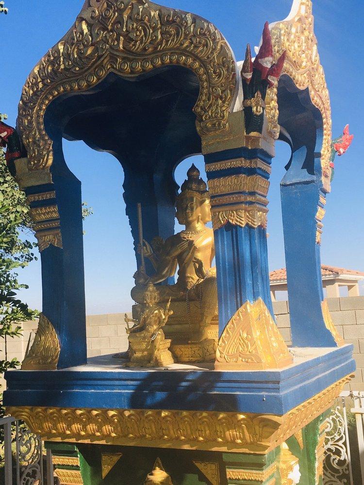 Wat Promkunaram: 17212 W Maryland Ave, Waddell, AZ