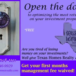 how to start a property management business in texas