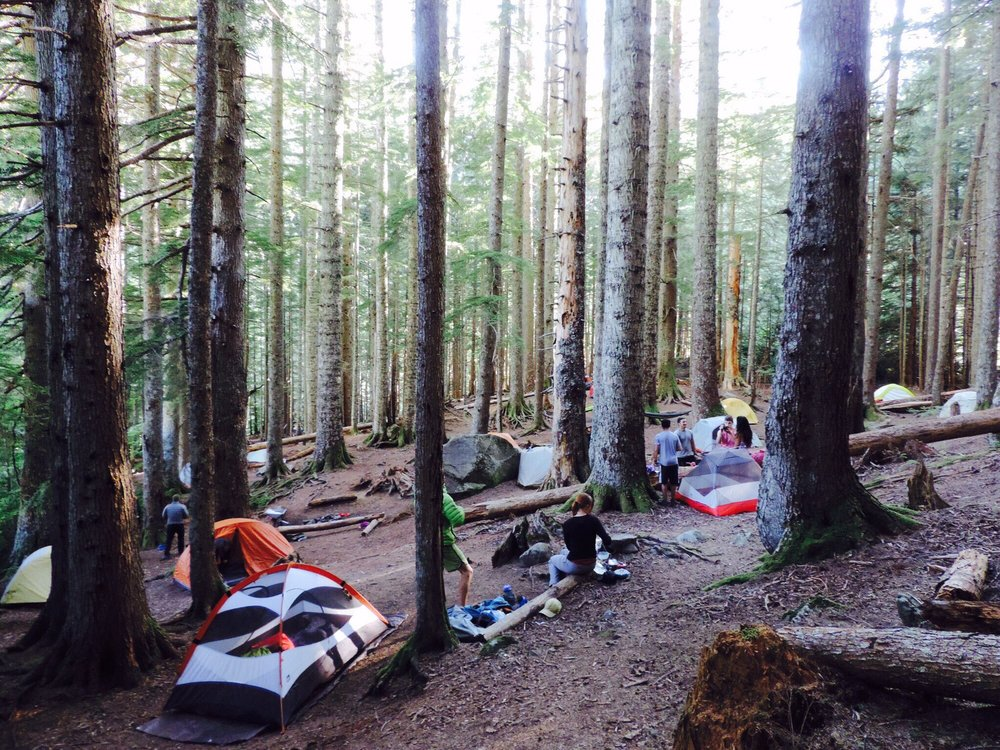 Goat Lake Trail: Darrington, WA