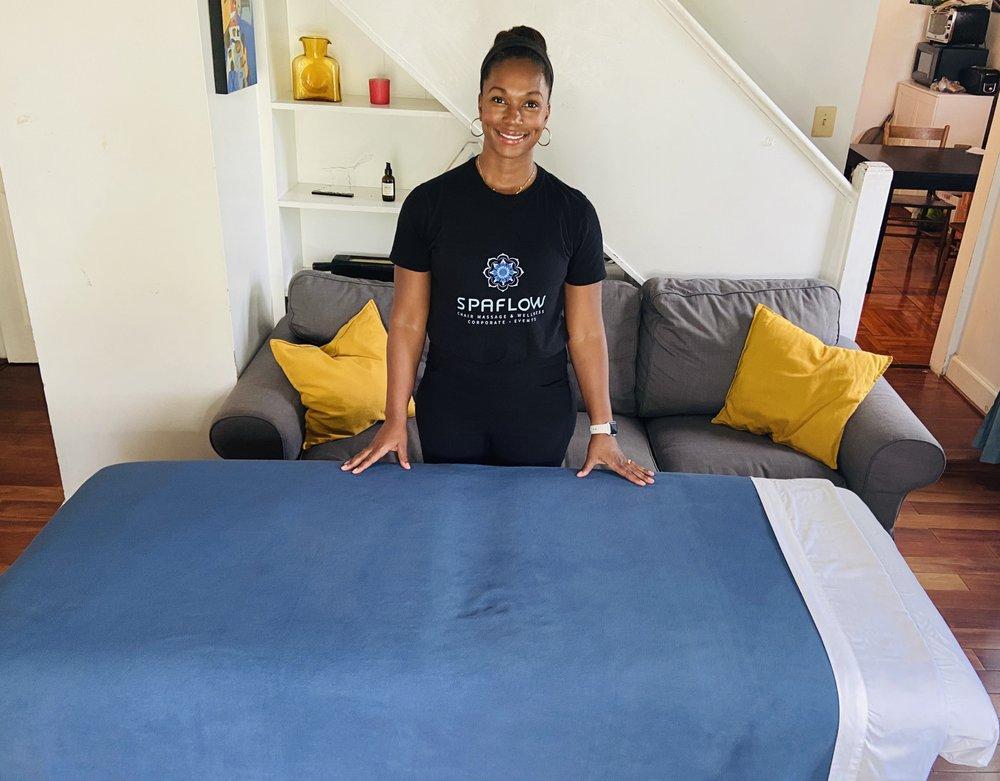Spa Flow Chair Massage & Wellness: 608 Moreland Ave, Atlanta, GA