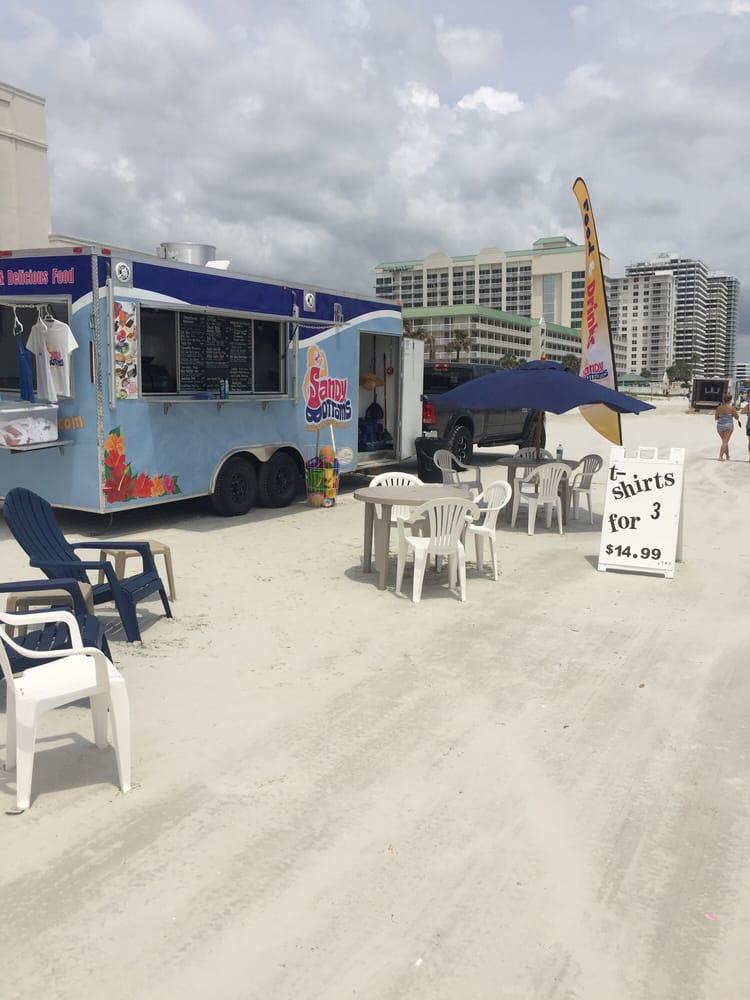 Sandy Bottoms Beach Food Truck