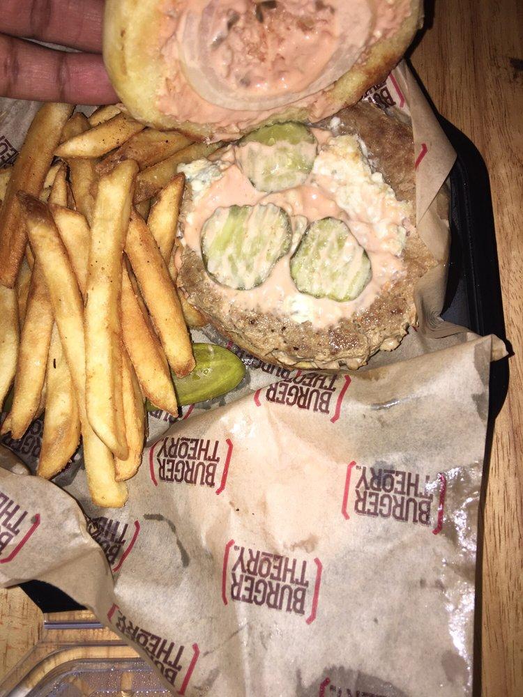 Burger Theory: 2158 Ranchwood Dr NE, Atlanta, GA