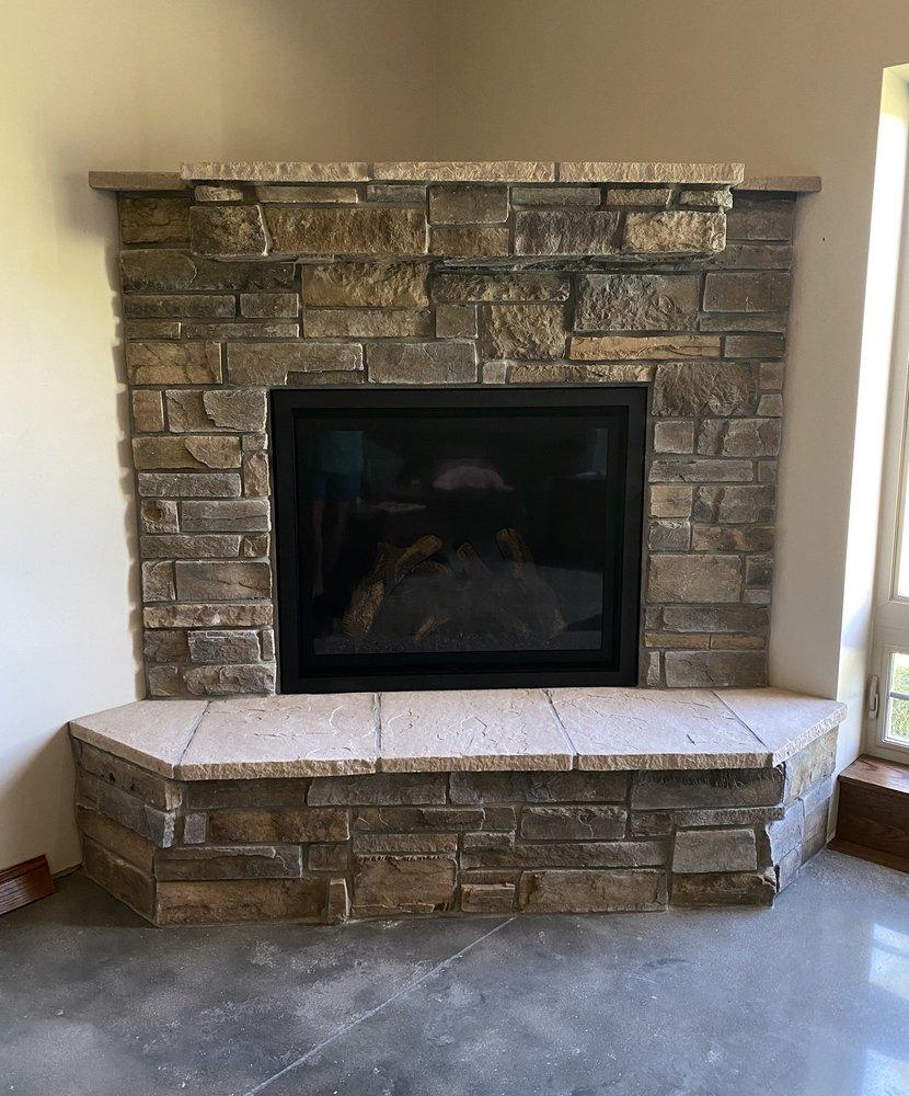 Fireplace Stone & Patio: 13709 Industrial Rd, Omaha, NE