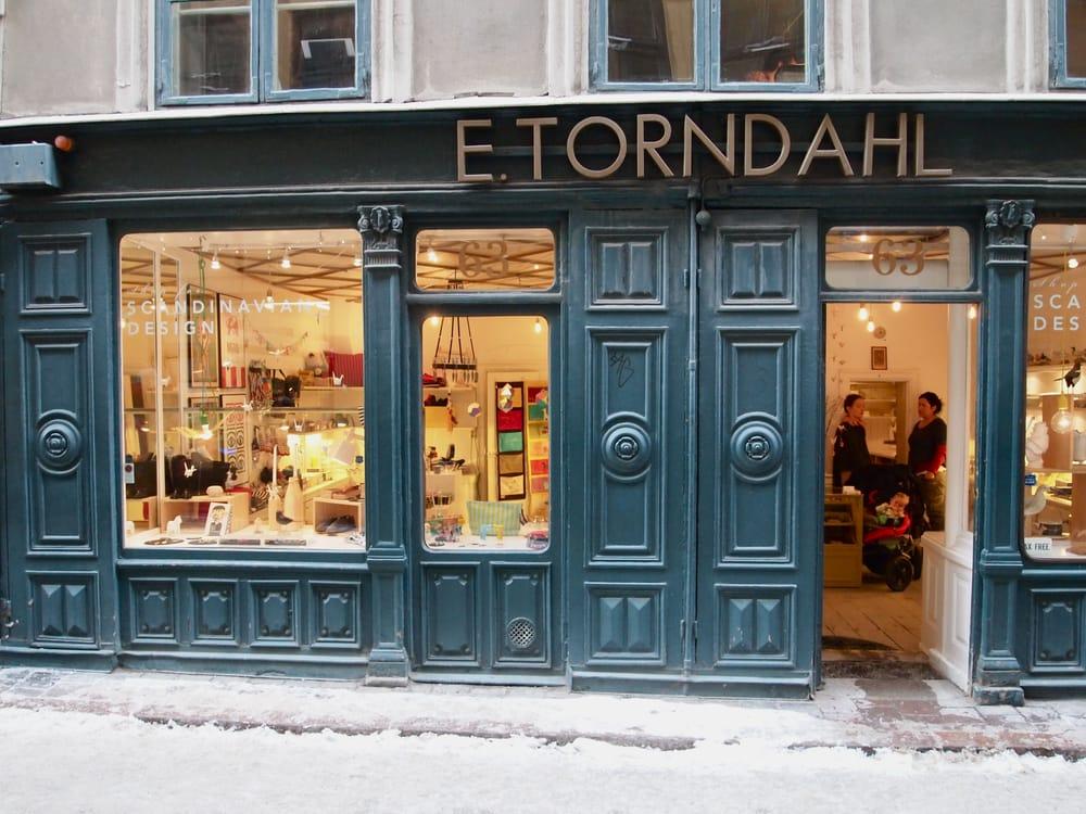 E. Torndahl