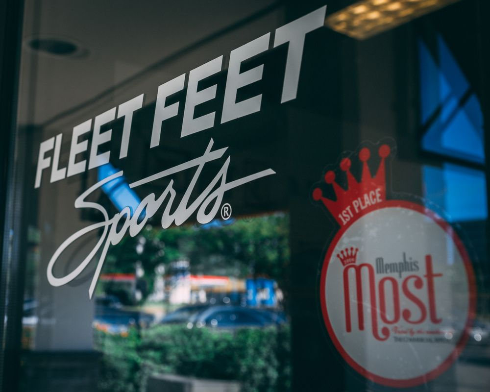 Fleet Feet Sports: 4530 Poplar Ave, Memphis, TN