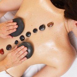 Hot asian butt massage