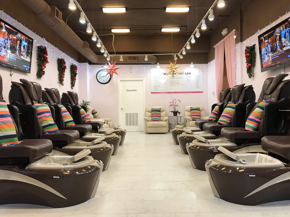 Rainbow Nail Spa: 1845 Market St, San Francisco, CA