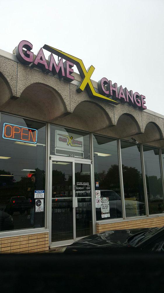 Game Xchange: 833 N West St, Wichita, KS